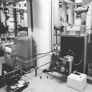 Druckhalteanlage